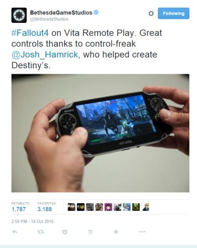 Fallout 4 Vita